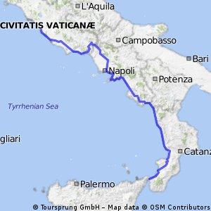 Rzym- Scilla