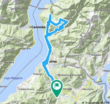 Lago Delio + Passo Forcora