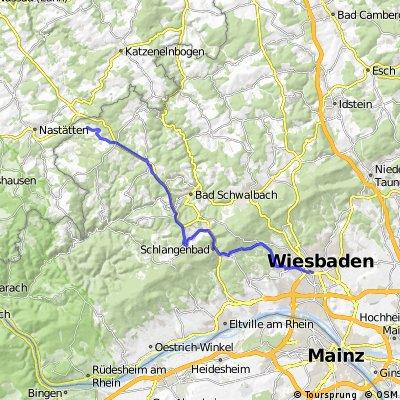 Wiesbaden - Grebenroth via Bärstadt entschärft