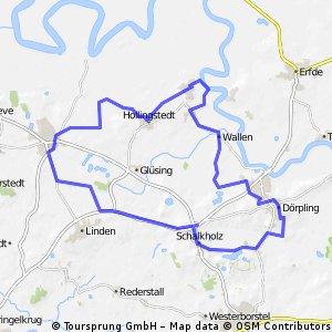 Pahlen - Delve - Hennstedt