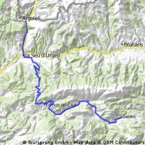Andorra - Saldes