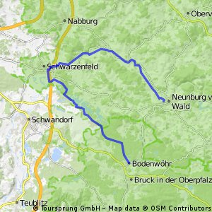Neunburg - Bodenwöhr
