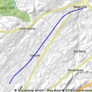 CV Rail Trail