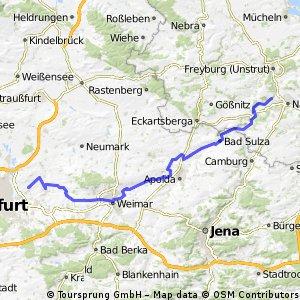 2016 Tour Erfurt - Werder (Havel) 1