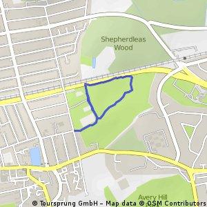 Eltham Park 1st Rids