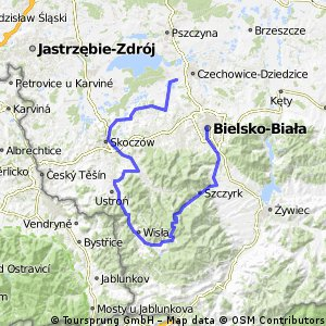 Czechowice-Salmopol-Bielsko