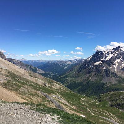 Lange Ausfahrt von Saint-Michel-de-Maurienne nach Briançon