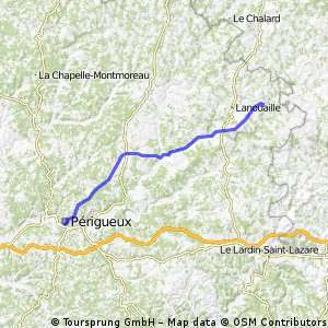 Perigueux and Back