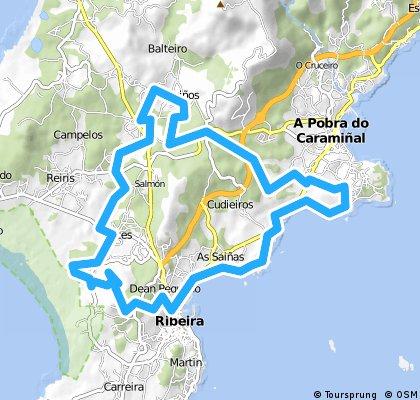 32km San Roque - Artes