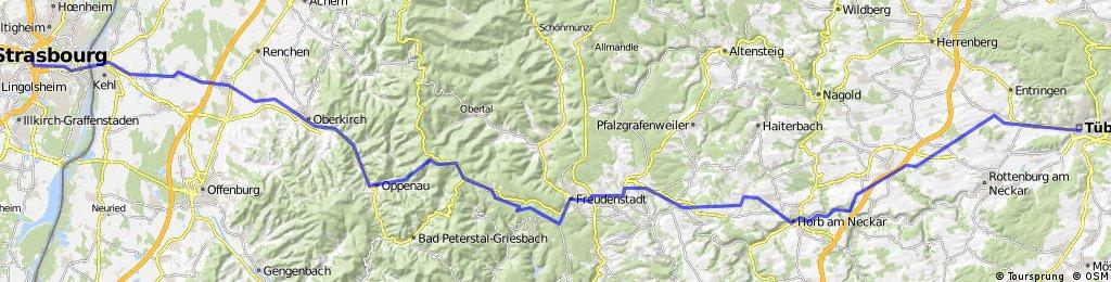 Tü-Strassbourgh