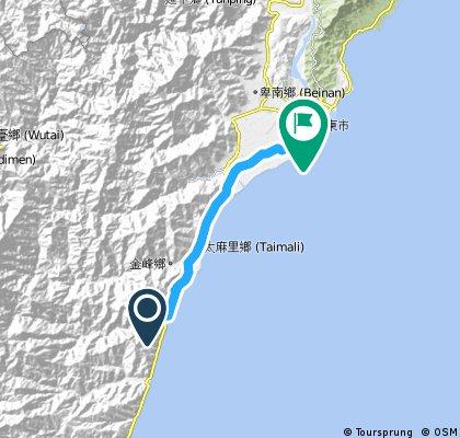 台灣單車環島遊2016 - Day14