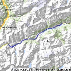 2016-07-03 Trun-Oberalppass und zurück