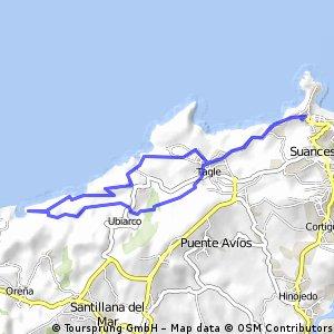 Suances - Puerto Calderón