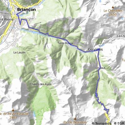 Col de l'Izoard - Briançon (EPIC CLIMBS)