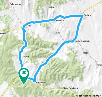 Dobrogea Road Segments Stage 2