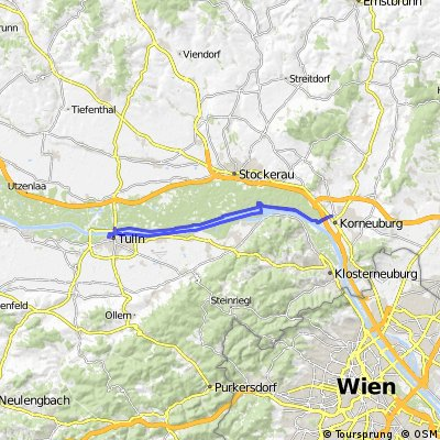 To Tulln And Back