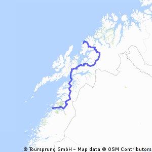 Gryllefjord - Bodo (v1)