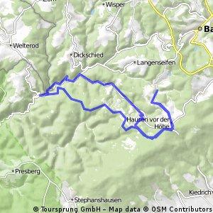 Fischbach - Geroldstein - Gladbach