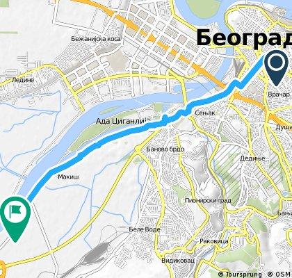 Melk-Wien-Balaton-Belgrad-Montenegro-Dubrovnik 2016-10.1