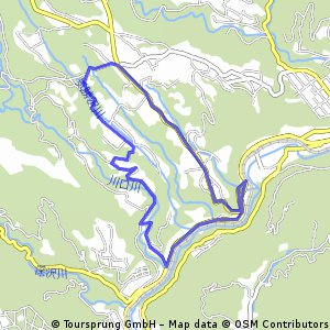 10km Running Course