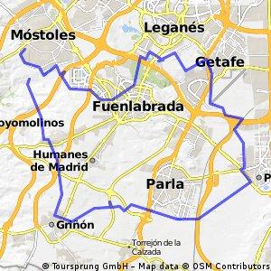 Urban Madrid Sur