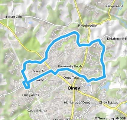 Olney Mill