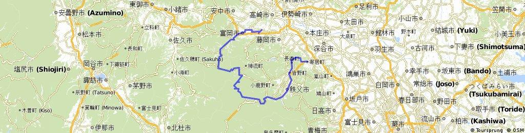 Chichibu-Tomioka 2days