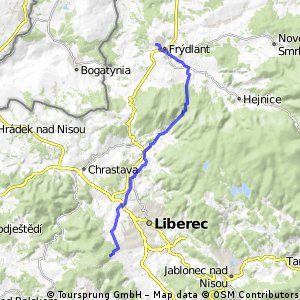 Liberec - Berzdorfer See