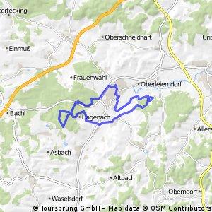 2016.07.10_Gruppe 2_Forst Sinsbuch-Obereichet-Kiesgrube