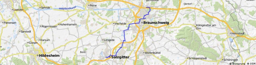 Braunschweig Flughafen - Salzgitter