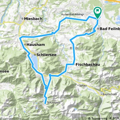 Bad Feilnbach-Schliersee-Spitzingsee-Hundham