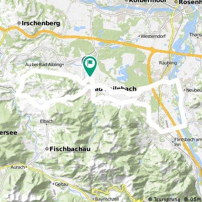 Bad Feilnbacher 8er Route