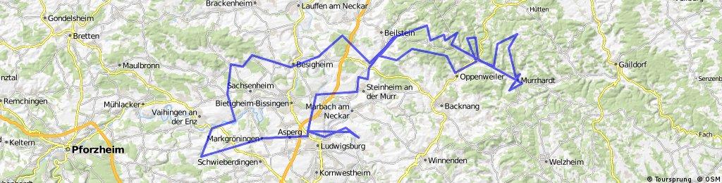Barockstadtrundfahrt 100% Tour