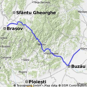 Brasov - Rm Sarat