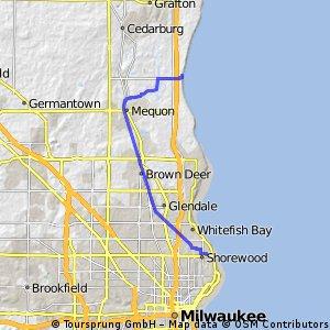 Bike Trail To Work
