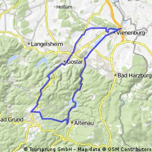 Tour nach Clausthal-Zellerfeld
