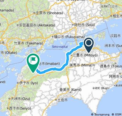 Takamatsu - Imabari