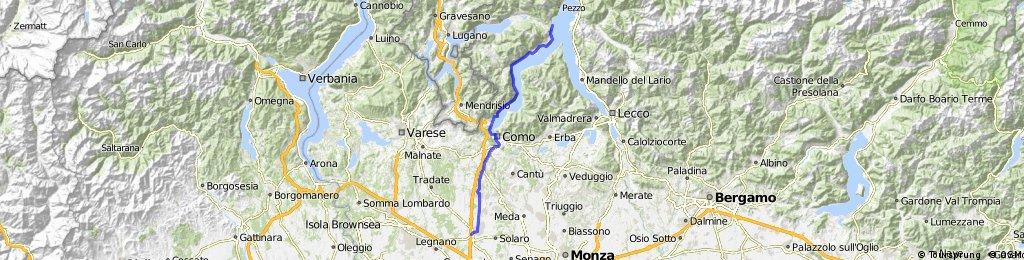 2016 - Menaggio - Saronno
