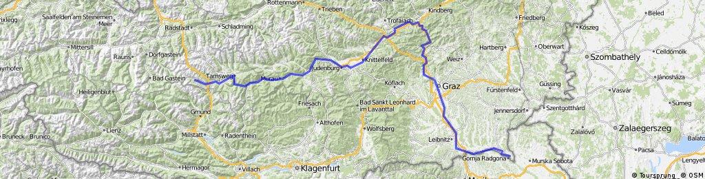 Murrad-Radweg