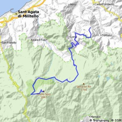 La Vedetta dei Nebrodi - Monte Soro