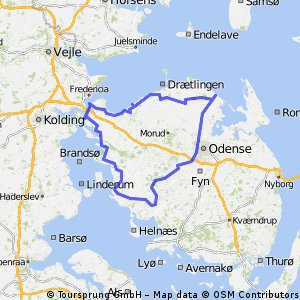 Odense West 175km