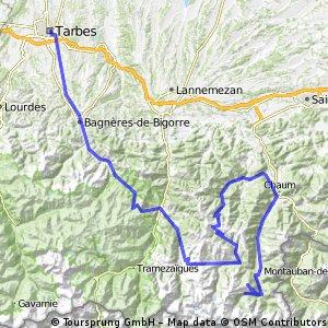 Lourdes - Superbagneres