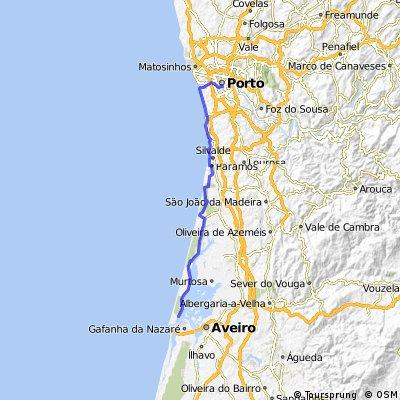 Porto (Ribeira) - São Jacinto