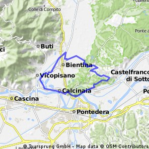 Castellani-Ponte Alla Navetta-Calcinaia-Sarazanese-terug