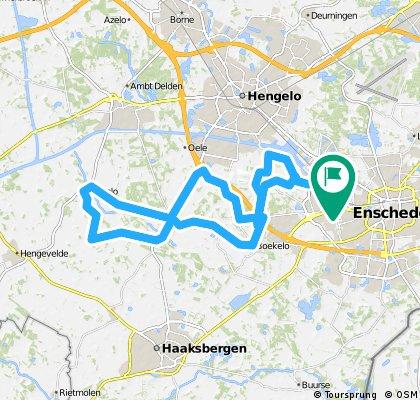 Enschede - Bentelo