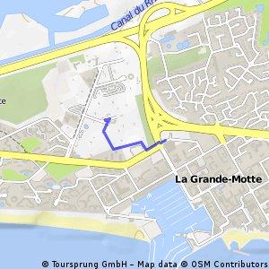 2016J14Soir : Pasino La Grande Motte