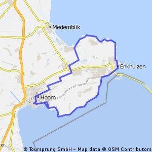 Enkhuizen - Hoorn - Ijsselmeer