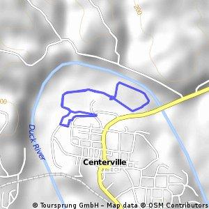 Short ride through Centerville