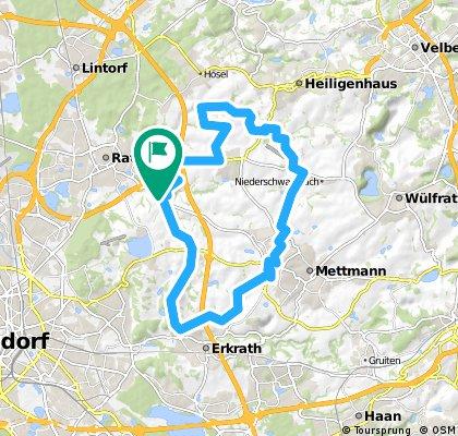Homberg Rundfahrt 35km