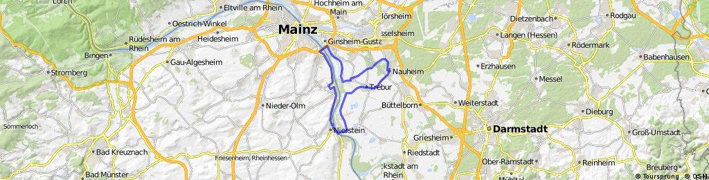 Nauheim - Nierstein